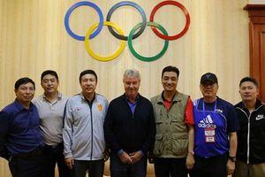 Mời Guus Hiddink, bóng đá Trung Quốc ôm mộng vàng Olympic