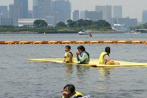 Nhật Bản làm sạch các bãi biển gần Tokyo chuẩn bị cho Olympic 2020