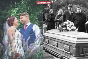 Chú rể qua đời không lý do ngay sau đám cưới vài giờ đồng hồ