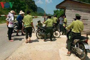 Điều tra vụ Hạt trưởng Hạt Kiểm lâm ở Quảng Bình bị đánh tại cơ quan