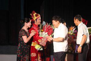 Xúc động với vở chèo 'Lưu Bình - Dương Lễ' tại Đài Tiếng nói Việt Nam
