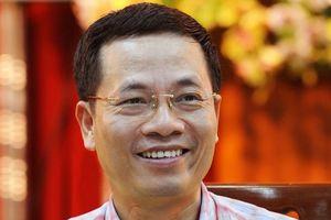 Quyền Bộ trưởng Bộ TT&TT: 'Các sinh viên sẽ thực hành trên những thiết bị 4G made in Việt Nam'