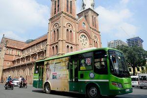 TP.HCM khởi động lại dự án vé xe buýt thông minh