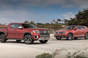 Chi tiết Volkswagen Atlas Cross Sport tuyệt đẹp sắp ra mắt