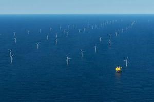 Đột nhập trang trại điện gió ngoài khơi lớn nhất thế giới
