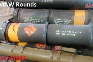 Quân đội Syria phát hiện kho vũ khí phương Tây của phe thánh chiến ở Qunetra