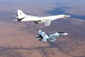 Chiến sự Syria: Không quân Nga và Syria hợp tác tấn công phiến quân tại Idlib và Hama