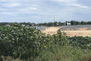 Quảng Nam: Doanh nghiệp BT huy động vốn khi chưa được giao đất