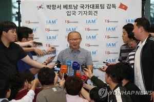 Tiết lộ những khoản tiền ngoài lương của HLV Park Hang Seo