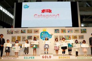 Việt Nam lần đầu tiên giành 2 giải tại cuộc thi vẽ tranh 'Chiếc ô tô mơ ước'