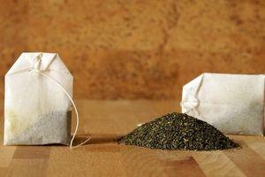 Tác dụng không ngờ của lá trà và túi trà đã qua sử dụng