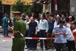 Hà Nội rung lắc vì động đất mạnh ở Trung Quốc
