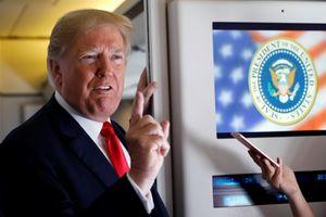 Tổng thống Trump dọa đánh thuế toàn bộ hàng nhập khẩu từ Trung Quốc