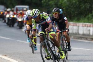 Chặng 7 Giải xe đạp Quốc tế VTV: Chinh phục đỉnh đèo đầy ấn tượng của các tay đua ngoại binh