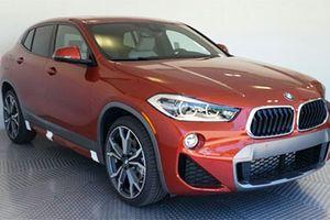 Ngắm BMW X2 đẹp long lanh sắp mở bán tại Việt Nam