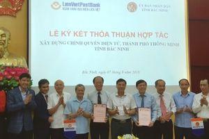 LienVietPostBank hỗ trợ Bắc Ninh xây dựng thành phố thông minh