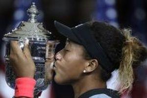 Hạ gục 'thần tượng' Serena, Naomi Osaka đăng quang Mỹ mở rộng