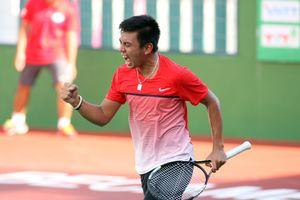 Lý Hoàng Nam khởi đầu suôn sẻ tại giải quần vợt nhà nghề Thổ Nhĩ Kỳ