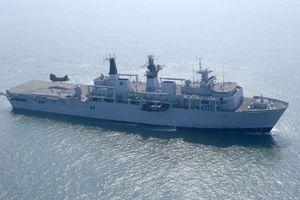 Tàu chiến Anh đến Biển Đông: Thông điệp rõ ràng gửi đến Bắc Kinh