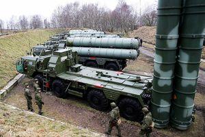 Mỹ chùn tay trước 'đòn' S-400 của Nga