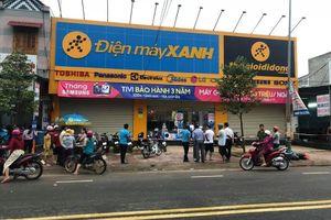 Đắk Lắk: Nam bảo vệ rút dao đâm tử vong nữ quản lý siêu thị điện máy