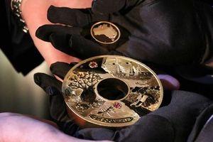 Đồng tiền vàng giá 1,8 triệu USD - món đồ xa xỉ cho giới sưu tập siêu giàu