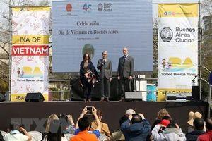 Sôi động lễ hội và hoạt động văn hóa của Việt Nam tại nước ngoài