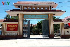 Chính quyền xã ở Quảng Bình tự ý 'xóa sổ' đường đi của dân