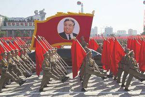 Lễ diễu binh lần thứ 70 Quốc khánh Triều Tiên không có tên lửa tầm xa
