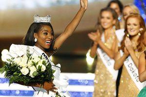 Lần đầu tiên trong lịch sử Miss America bỏ phần thi áo tắm
