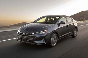 Hyundai Elantra 2019 có 6 biến thể, chốt giá từ 17.000 USD tại Mỹ
