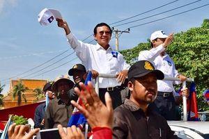 Lãnh đạo đối lập Campuchia Kem Sokha được ra tù