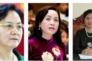 Chân dung những nữ Bí thư Tỉnh ủy đương nhiệm