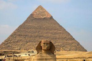 Giật mình năng lượng huyền bí trong đại kim tự tháp Giza