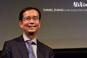 Daniel Zhang, người kế vị Jack Ma là ai?