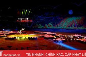 Triều Tiên hồi sinh màn đồng diễn khổng lồ mừng Quốc khánh