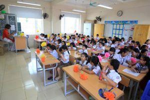 Lịch học 'lạ' ở trường tiểu học có HS lớp 1 đông nhất Thủ đô
