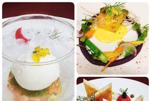 Các món đơn giản từ cá hồi