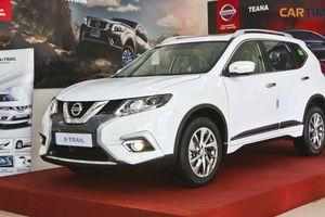'Soi' chi tiết mới trên Nissan X-Trail V-Series trước giờ ra mắt