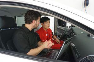 Audi đang có chương trình chăm sóc xe đặc biệt tại Việt Nam