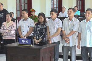 37 năm tù cho các bị cáo trong vụ án tại Công ty lương thực Vĩnh Long
