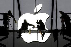 Cổ phiếu nhiều nhà cung cấp của Apple tại Trung Quốc đồng loạt mất giá