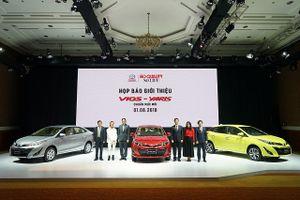 Toyota Việt Nam xuất bán 4.729 xe trong tháng 8
