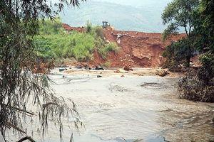 Thông tin mới nhất vụ vỡ hồ chứa chất thải phân bón ở Lào Cai