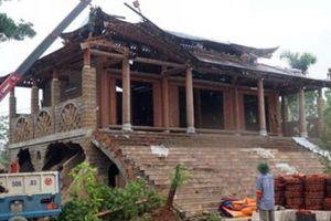 Hà Nội: Xử lý nhiều dự án sai phạm tại huyện Ba Vì