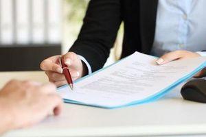Thỏa thuận chấm dứt hợp đồng lao động