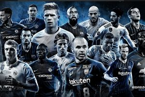 Messi, C.Ronaldo lọt danh sách 'Đội hình xuất sắc nhất'!
