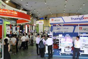 Triển lãm y dược quốc tế lớn nhất tại Việt Nam