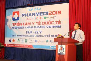 Sắp diễn ra triển lãm Y tế quốc tế Pharmed & Healthcare Viet Nam lần thứ 13
