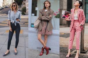 Instagram tuần qua: Vô vàn những items hot trend của mùa mới đã được các quý cô sành điệu cập nhật tức thì